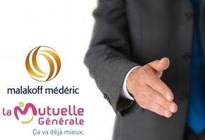 Mutuelle Générale annonce son union avec Malakoff Médéric